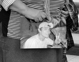 María con foto de Pablo Reina Momo