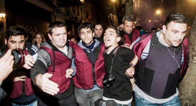 detencion periodista 1 9 2017