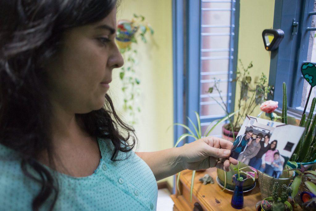 Analía foto Militello