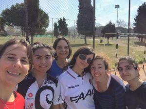 veronica raffaeli futbol femenino